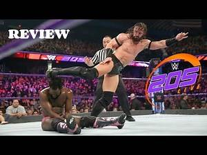 "KocoSports - ""WWE 205 Live Review"" - 12/27/2016 - (Neville vs Rich Swann)"