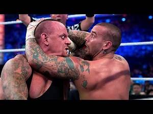 7 Matches That Should Have Main-Evented WrestleMania