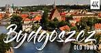 Bydgoszcz Old Town, Poland | Stare miasto | 4K drone footage, DJI Mavic Air