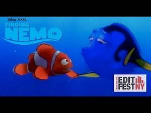 """Editor David Salter, ACE on the Differences of Editing Animation in """"Finding Nemo"""""""