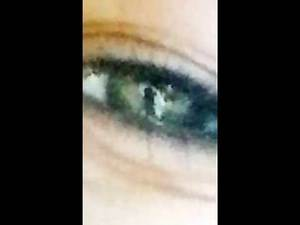 90- Green infection/mutation the eyes. Your soul. They are anti-Christs
