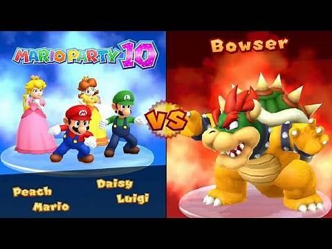 Mario Party 10 - Full Game Walkthrough