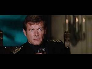 The Spy Who Loved Me - Stromberg death scene