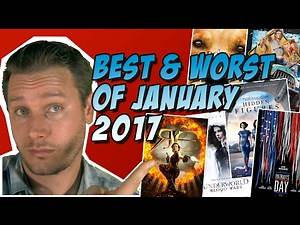 The Best and Worst Movies of January 2017