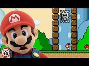 Top 10 Most Difficult Super Mario Maker 2 Levels