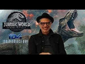 Jeff Goldblum Talks About His Movies and More at Dallas Fan Expo