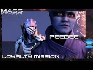 Mass Effect: Andromeda - Peebee loyalty mission (with all cut scenes)