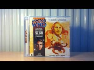 Doctor Who CD Review: The Elite