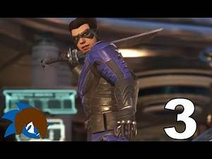 Injustice 2 Online: Nightwing's Back! More Staff Of Grayson! - Part 3 - Johnic Adventure