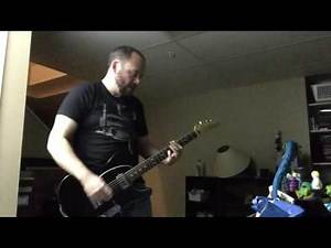 John Cena WWE Theme Song (heavy metal guitar cover version)