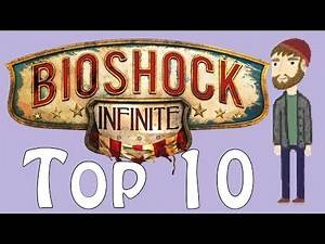 Top 10 Awesome Things in BioShock Infinite - What a NERD Show
