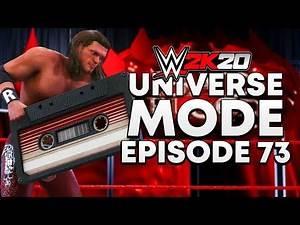WWE 2K20 | Universe Mode - 'BAD BLOOD PPV! (PART 3/4) | #73