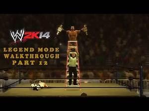 Shawn Michaels vs Razor Ramon - WrestleMania X - Walkthrough - WWE 2K14 Part 12