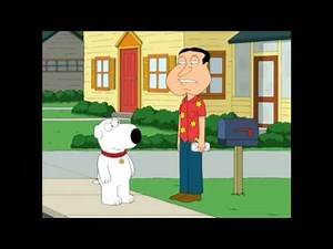 Family Guy Brian Offends Quagmire