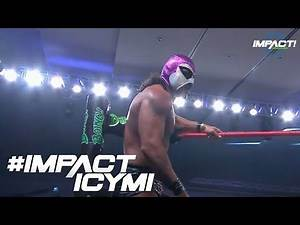 Team IMPACT vs. Team AAA at the Hard Rock | #IMPACTICYMI October 19, 2017