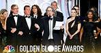 """""""Green Book"""" Wins Best Motion Picture, Musical or Comedy - 2019 Golden Globes (Highlight)"""