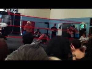Worlds Best Wrestling Finishing Move - Amateur Wrestling. The Wild Boar!
