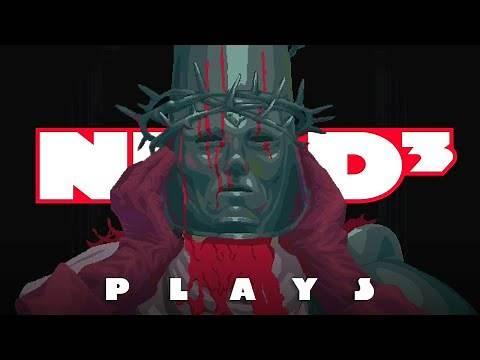 Nerd³ Plays... Blasphemous - Burning Bush