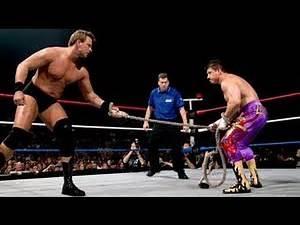 WWE The Great American Bash 2004 Eddie Guerrero (c) vs JBL (Texas Bullrope WWE Title Match) Review