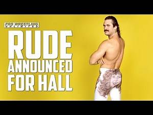 """MAJOR NEWS: """"Ravishing"""" Rick Rude To Be Into The WWE Hall Of Fame In 2017"""