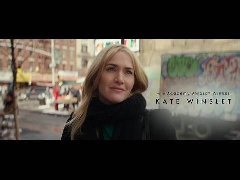 KATE WINSLET in Collateral Beauty Trailer 1 Will Smith Movie 2016