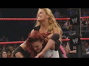 WWE Marquee Matches: Trish Stratus and Lita main-event Raw (WWE Network Exclusive)