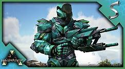 RAGNAROK BOSS ARENA FIGHT! DRAGON MANTICORE DEFEATED & TEK GEAR - Ark: RAGNAROK [DLC Gameplay E73]
