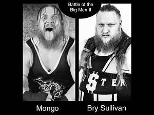Tri-City Wrestling - Bry Sullivan vs. Mongo With Special Guest Referee