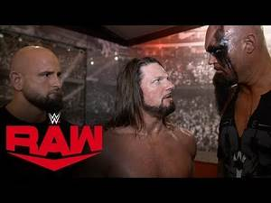 The O.C. dub Randy Orton a terrible human being: Raw Exclusive, Dec. 9, 2019