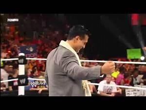 WWE RAW - 5/9/11 Part 1 (HQ)