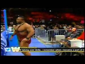 WWE Old School 01/06/14 - Big E Langston Vs Curtis Axel (HD)