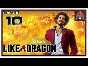 CohhCarnage Plays Yakuza: Like a Dragon (Early Look From SEGA) - Episode 10