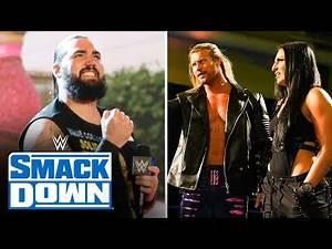 Tucker confronts Dolph Ziggler and Sonya Deville: SmackDown, April 10, 2020