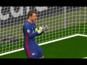 Manuel Neuer Best Saves Compilation - PES 2017