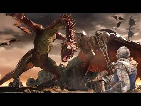 Dark Souls 2 - »Hollow Lullaby« Ingame-Trailer