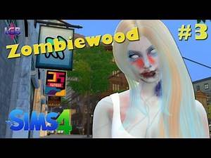 The Sims 4: Zombiewood #3