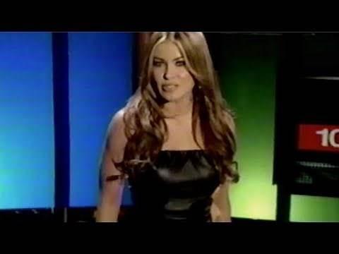 Carmen Electra hosts VH1s 100 Greatest Artists of Hard Rock