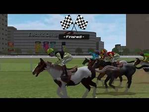 horse racing 2016 - xbox one game testing