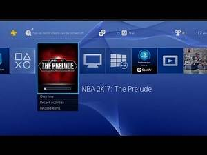 NBA 2K17 HOW TO PLAY THE PRELUDE ! DAY EARLY!!! PS4 XboxONE
