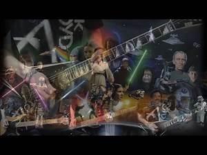 Star Wars - The Force Theme ( Rock / Metal Version ) By Stéphane L