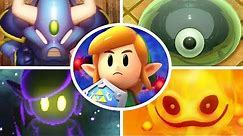 Zelda: Link's Awakening - All Bosses (No Damage)