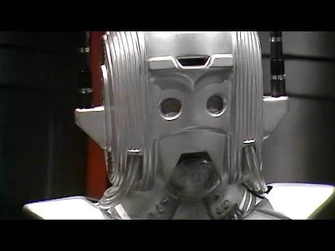 The Return of the Cybermen! | Earthshock | Doctor Who