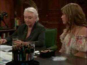 Stephanie Forrester & Steffy Forrester first lunch at work