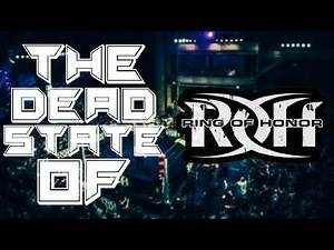 The Dead State of ROH (2019)