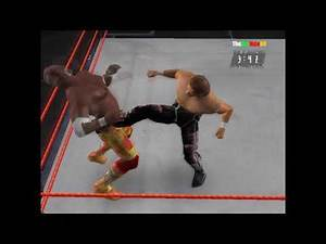 WWF Raw Power Is Back Shawn Michaels vs Hulk Hogan RAW 2006
