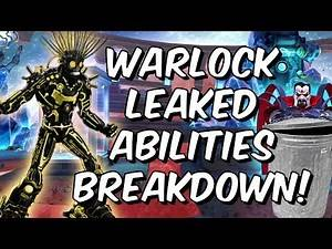 Warlock LEAKED Abilities Breakdown! - Mister Sinister & Havok Counter? - Marvel Contest of Champions