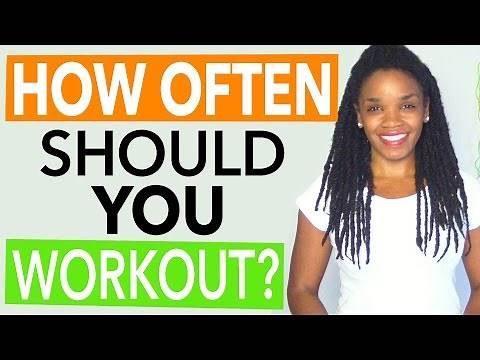 How Many Days a Week Should You Workout?