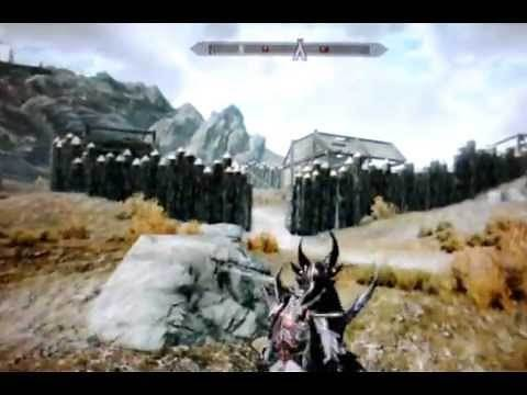 Skyrim: Transmute Mineral Ore Spell Tome Location. EASY To Follow Guide!
