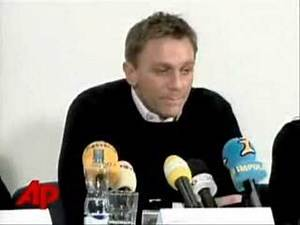 Casino Royale: Prague Press Conference
