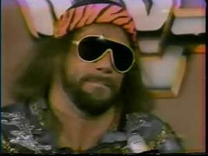 """Macho Man"" Randy Savage Interview [April 1986]"